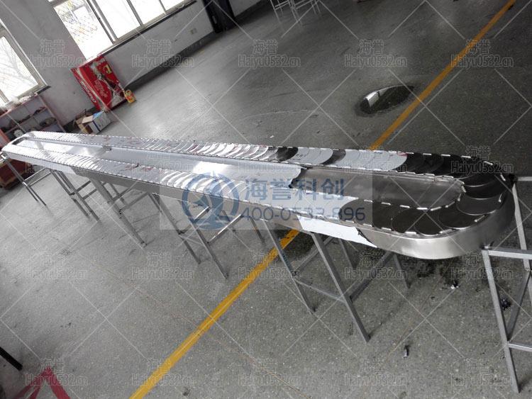 合金钢回转小火锅设备现场生产图3