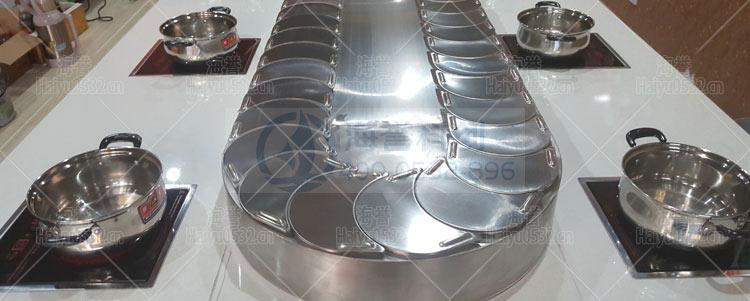 合金钢回转小火锅设备现场生产图4